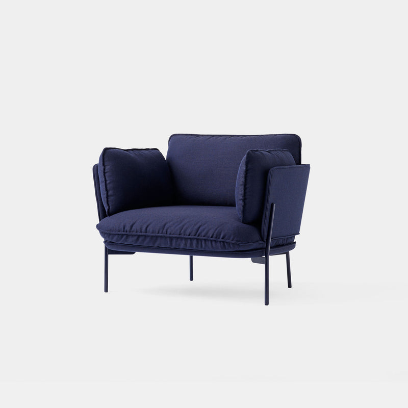 Cloud One Seater LN1 - Blue - Monologue London