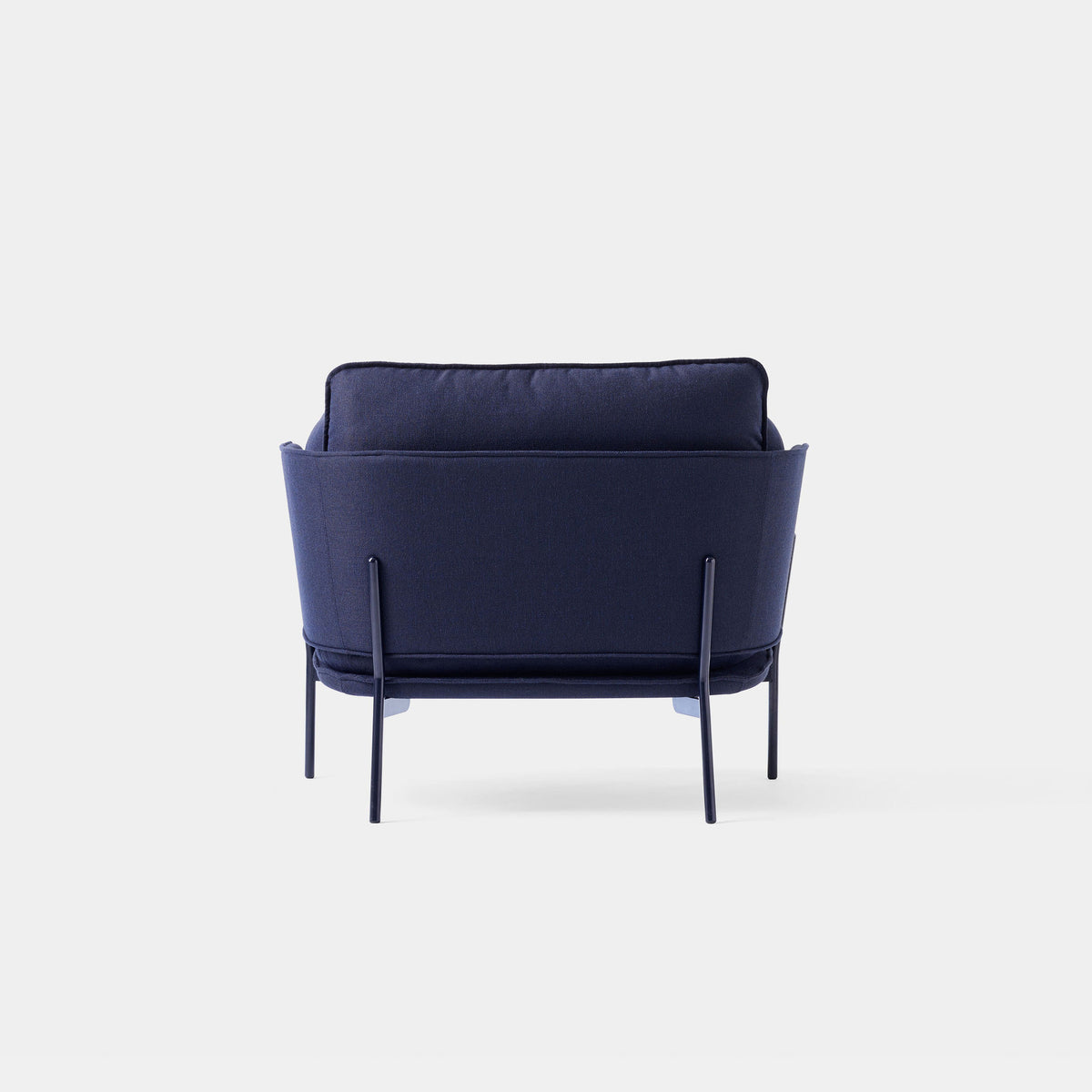 Cloud One Seater - LN1 - Black Blue - Monologue London