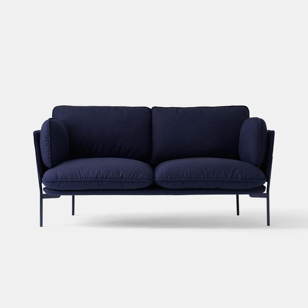 Cloud sofa - Dark Navy - &Tradition - Monologue London