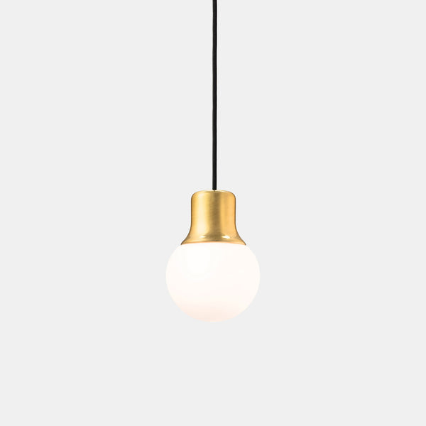 Mass Light Pendant - NA5 - Brass - Monologue London