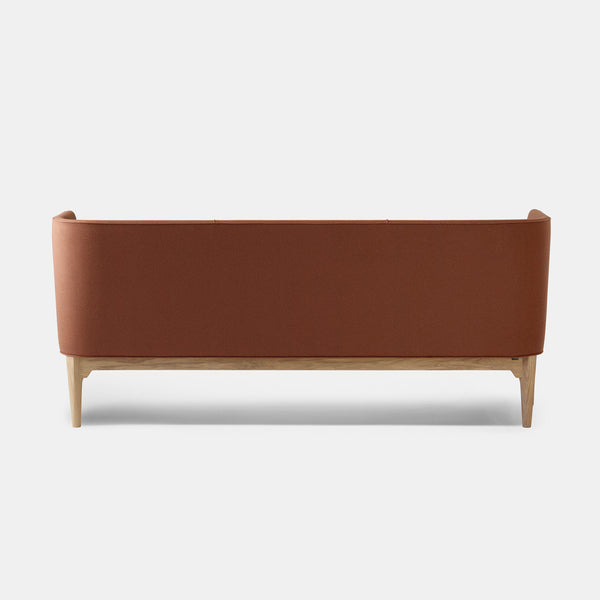 Mayor Sofa - AJ5 - White Oiled Oak - Monologue London