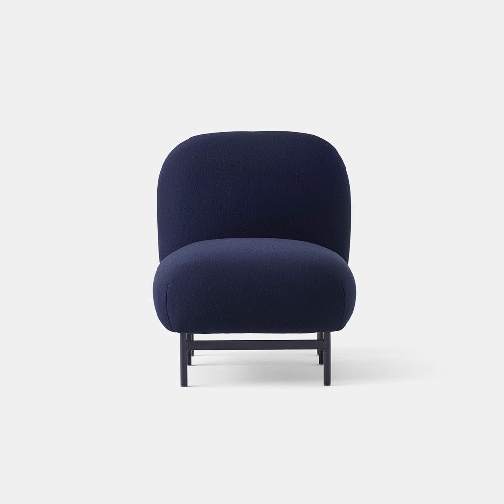 Isole One Seater - Midnight Blue - Monologue London