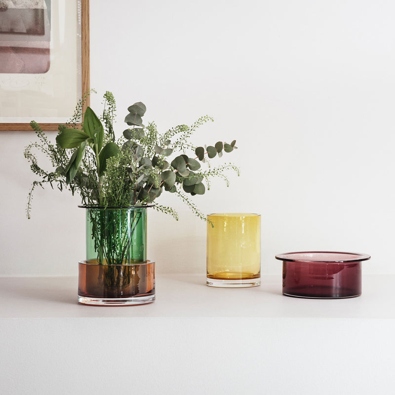 Tricolore SH3 Vase - Monologue London