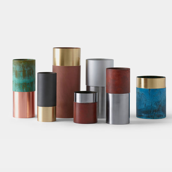 True Colour Vase - Set of Seven Vases - Monologue London
