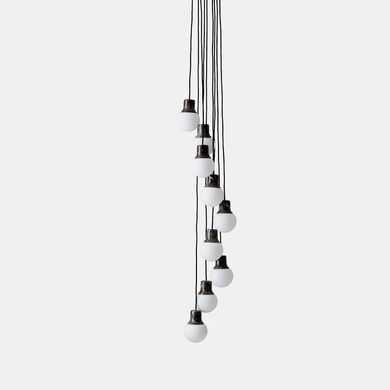 Mass Light Chandelier NA6 - 9 Pendants