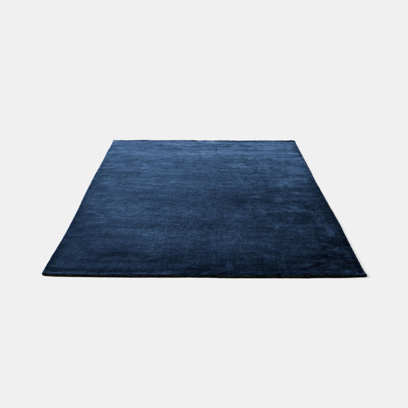 The Moor Rug - Midnight Blue