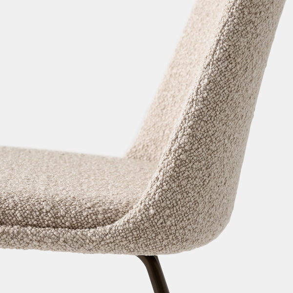 Rely Upholstered Chair w/Seat Cushion