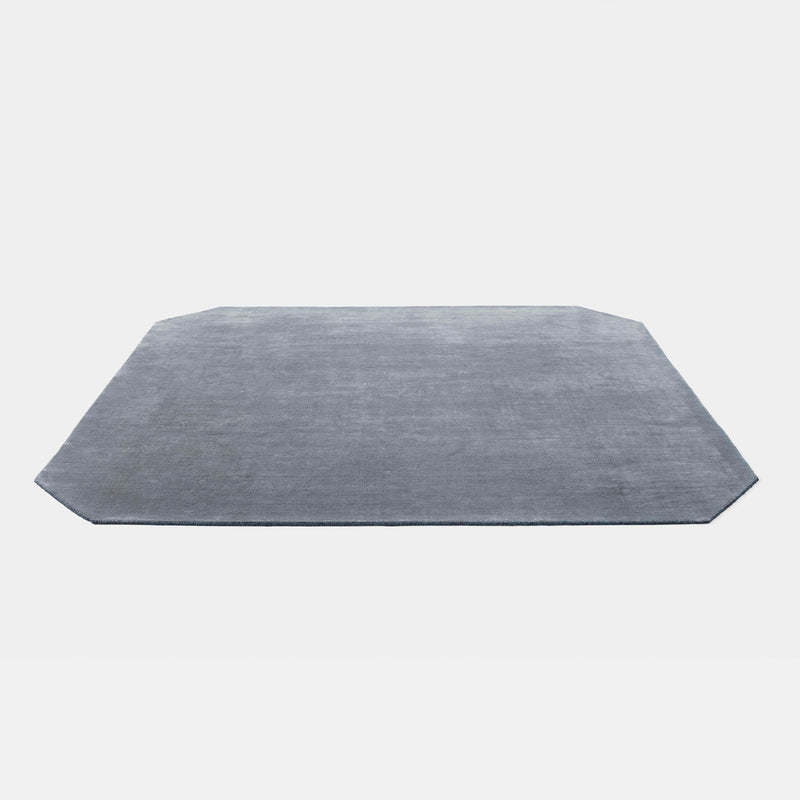 The Moor Rug - Grey Blue Thunder
