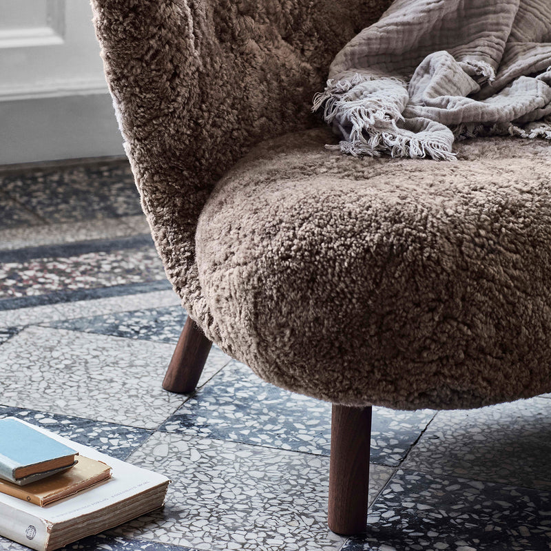 Little Petra Chair VB1 - Sheepskin