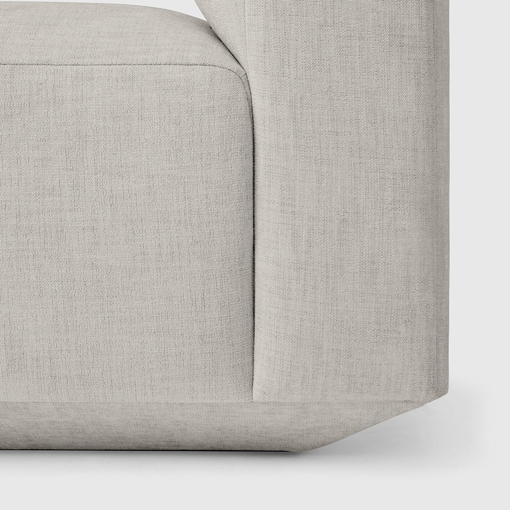 Develius Modular Sofa, Conf. D - Grey - Monologue London