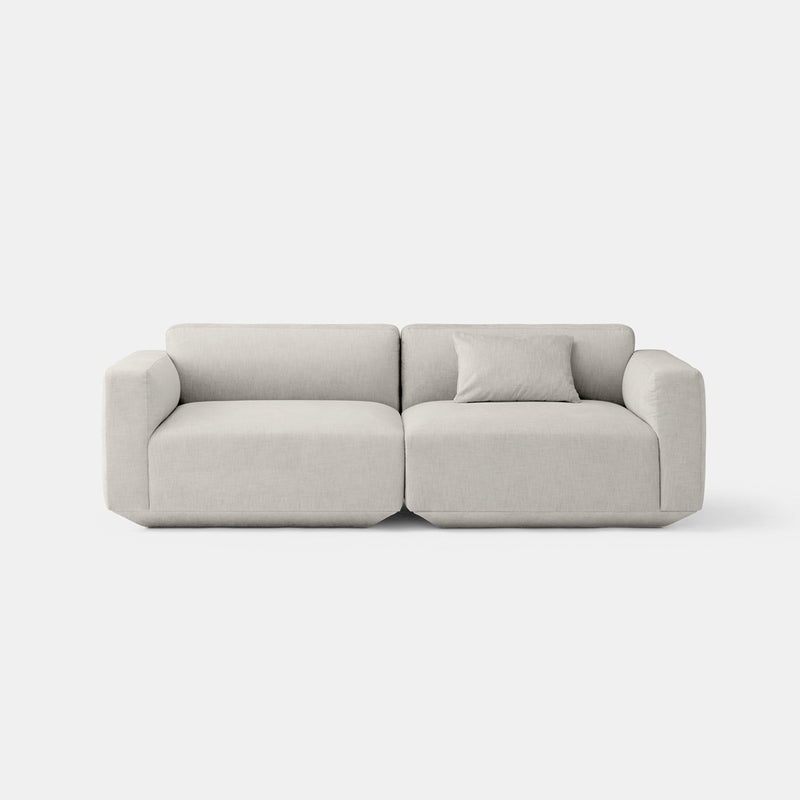 Develius Modular Sofa, Conf. A - Grey - Monologue London