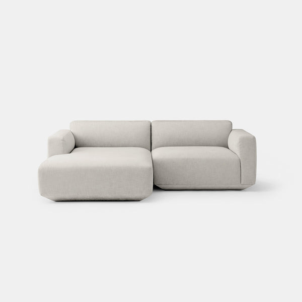 Develius Modular Sofa, Conf. C - Grey - Monologue London