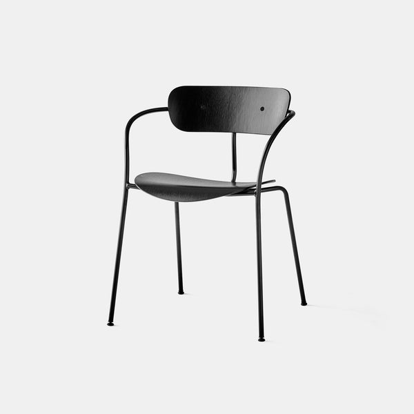 Pavilion Chair With Armrests AV2 - Monologue London