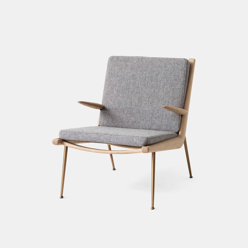 Boomerang Armchair HM2 - Oak - Monologue London