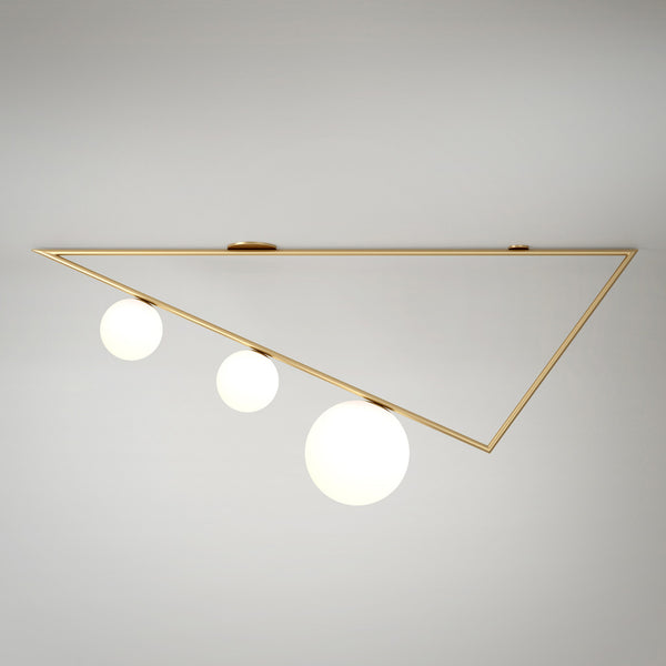 Triangle Lamp / 1.5 m - Monologue London