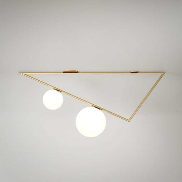 Triangle Lamp / 1 m - Monologue London