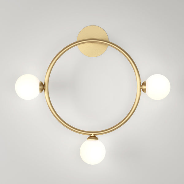 Circle Wall Lamp - Monologue London