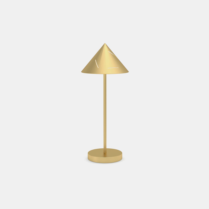Sliver 325 Desk Light - Cone Down