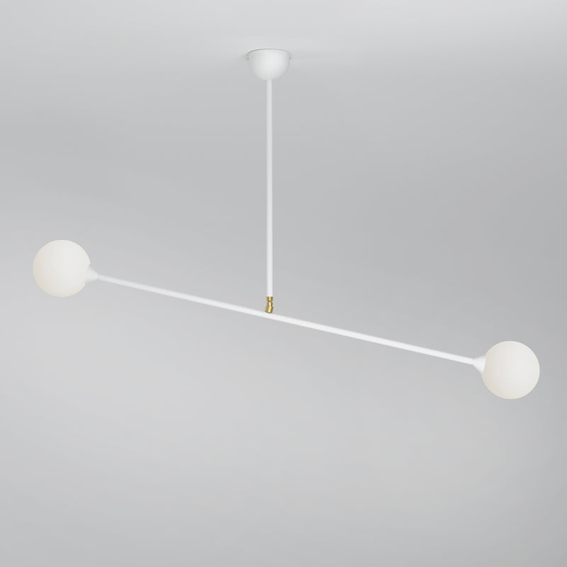 Two Spheres Ceiling Light