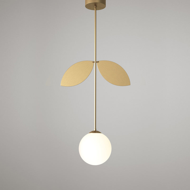 Plant Pendant - Brass - Monologue London