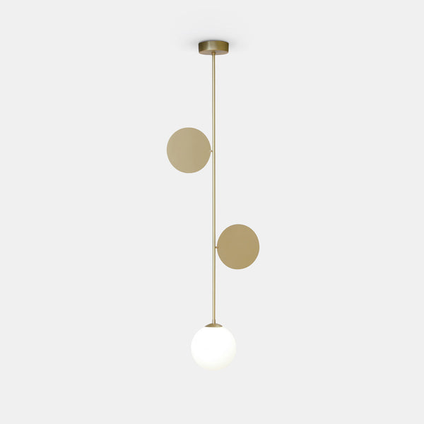 Plates Pendant Lamp - Monologue London