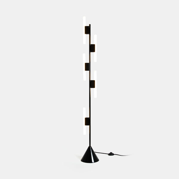5 Tubes Floor Lamp - Monologue London
