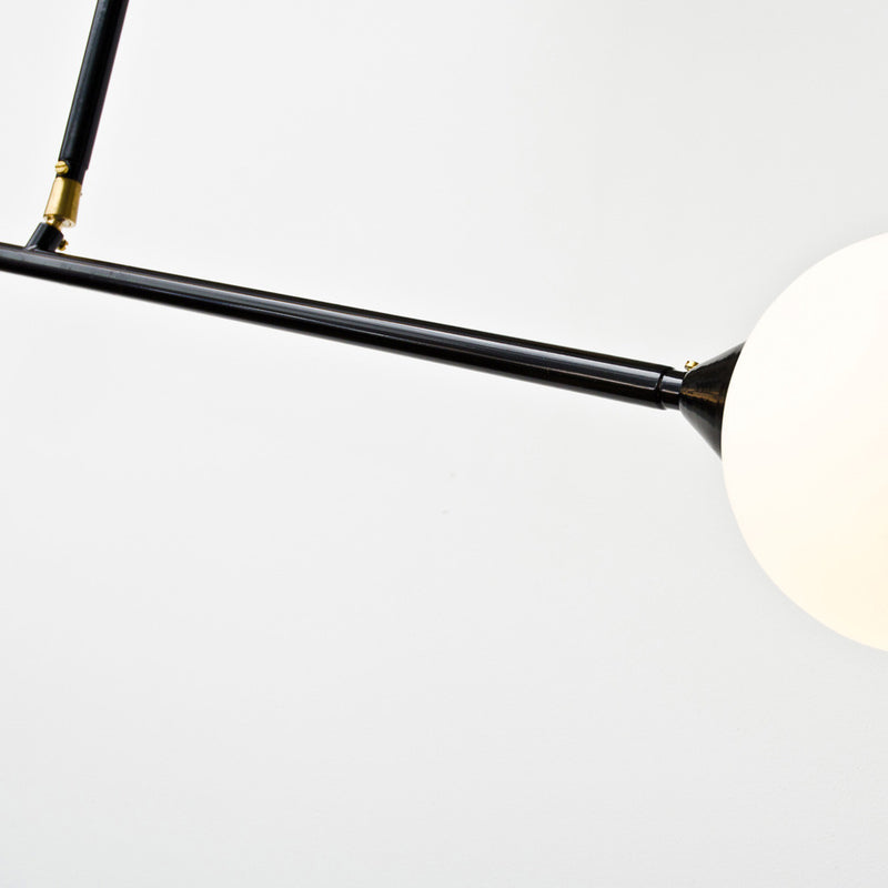 Two Spheres Ceiling Light - Monologue London