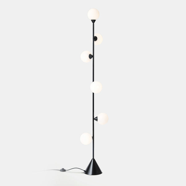 Vertical Globe Floor Lamp - Monologue London