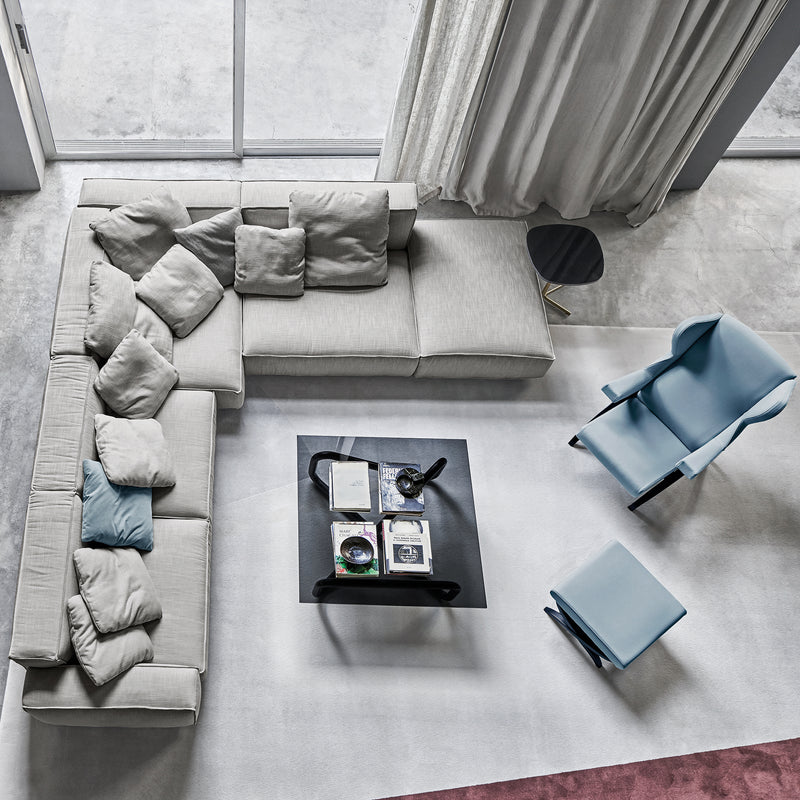 Marechiaro XIII Sofa - Composition