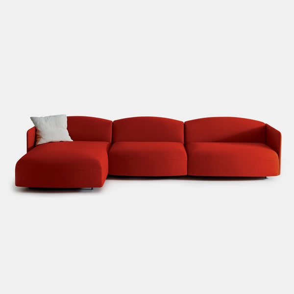 Soft Beat Sofa - 3 Seater