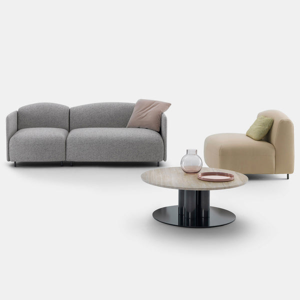 Soft Beat Sofa - 2 Seater