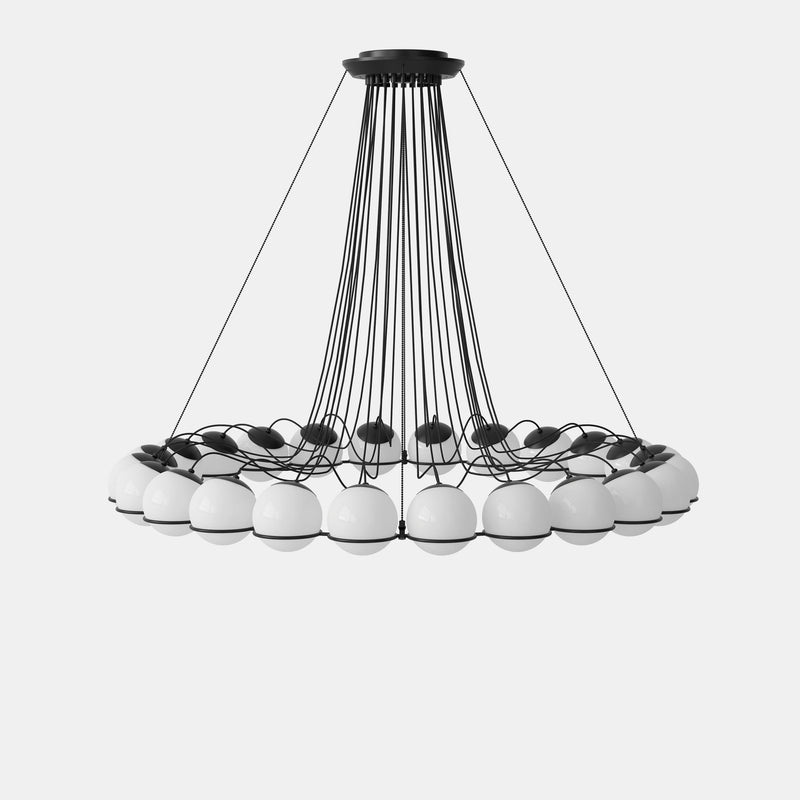 Model 2109/24/14 Pendant Light - Monologue London
