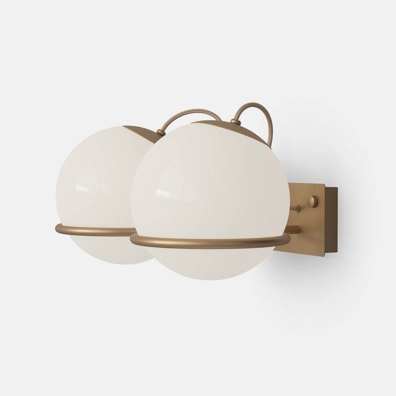 Model 237/2 & 238/2 Wall Light - Monologue London