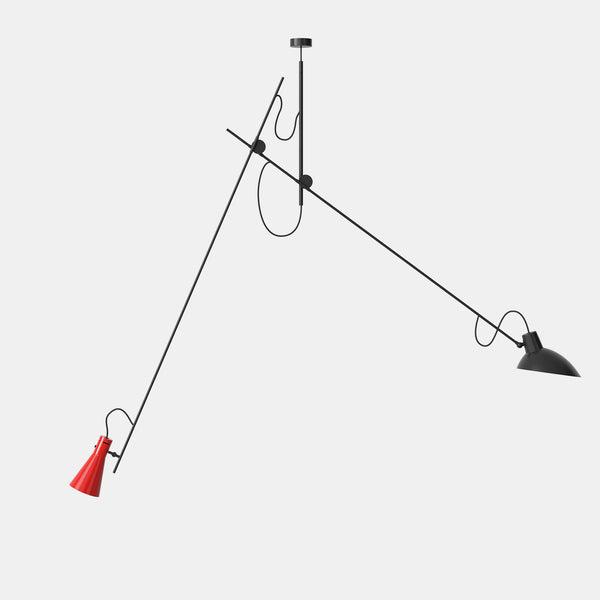 VV Cinquanta Suspension Lamp - Monologue London