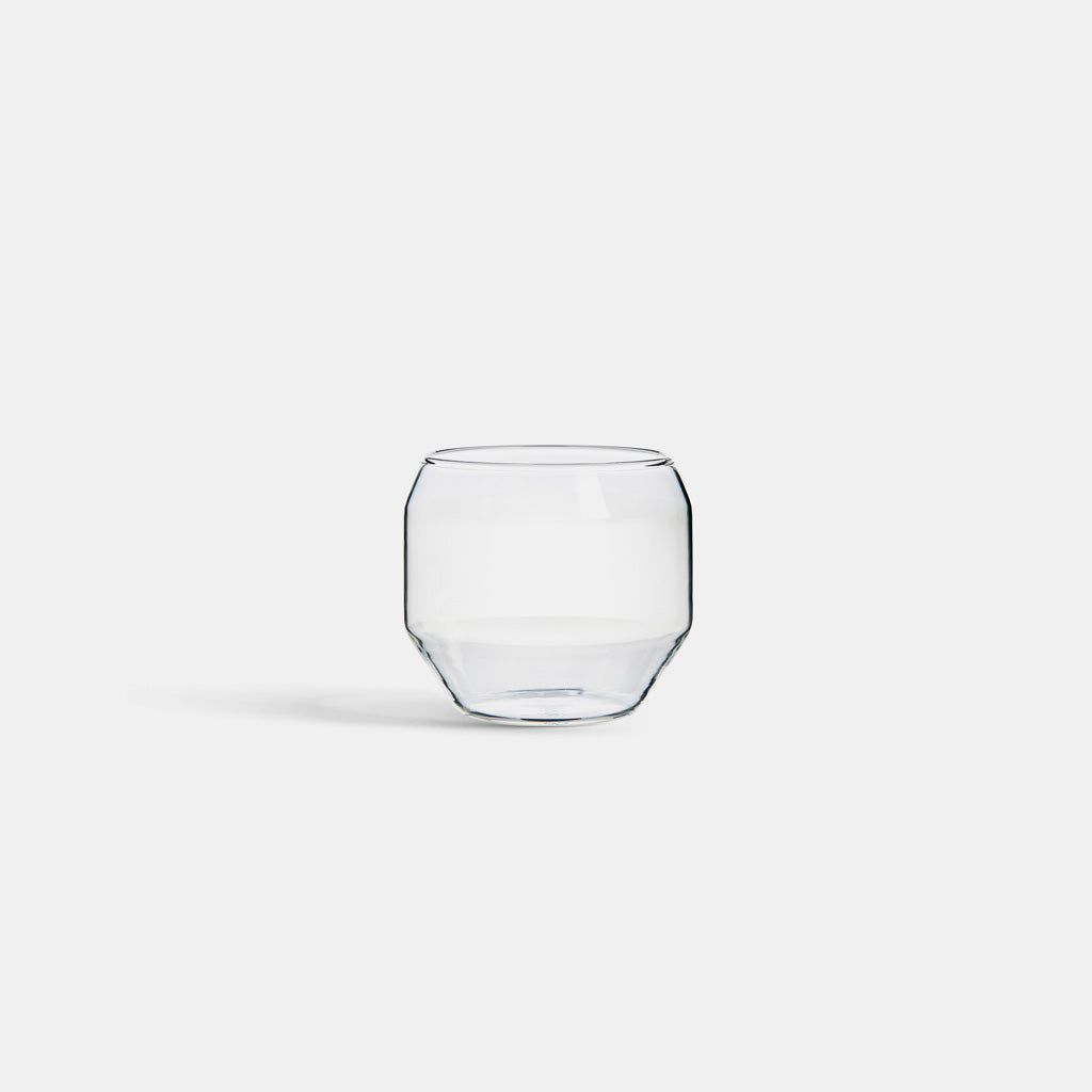 Angolo Glass, Transparent - Set of 2 - Monologue London