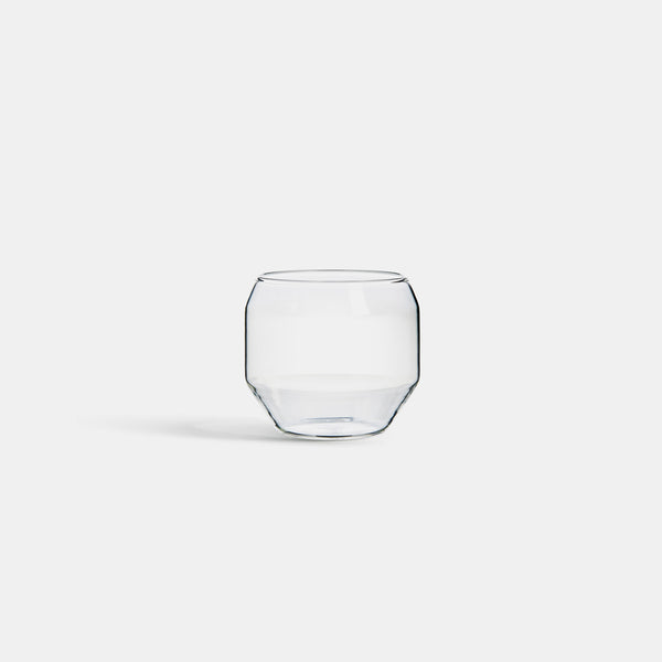 Angolo Glass, Transparent - Set of 2