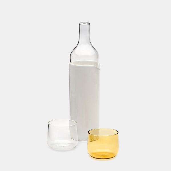 Crudo Ceramic Water Carafe - Monologue London