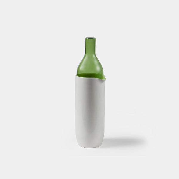 Crudo Ceramic Wine Carafe - Monologue London