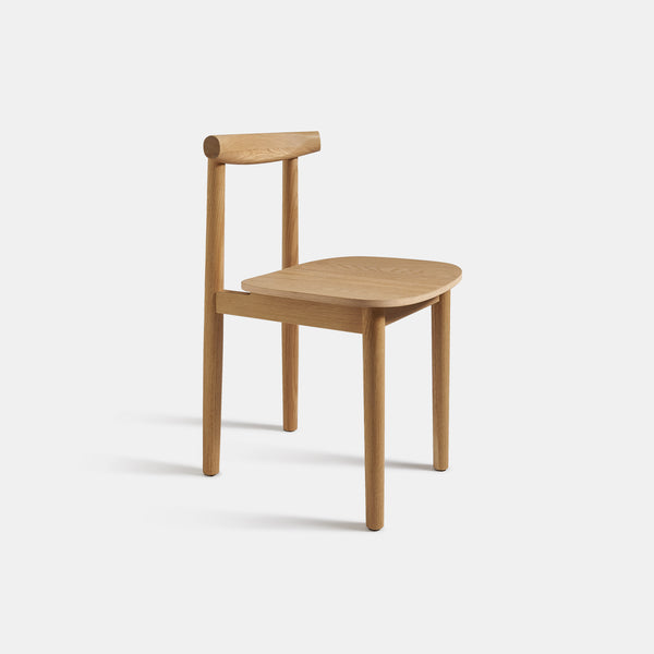 Lola Chair - Natural oak - Monologue London