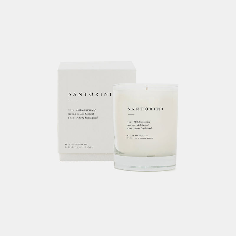 Santorini Escapist Candle - Monologue London