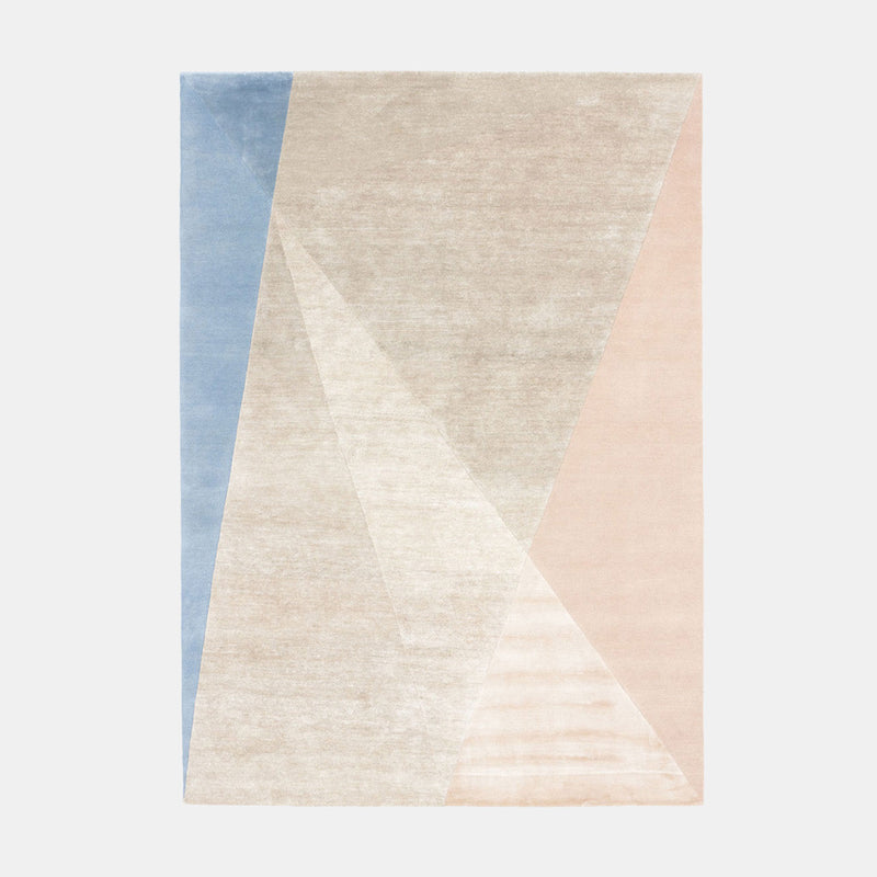 Dipped Angle Rug - Monologue London