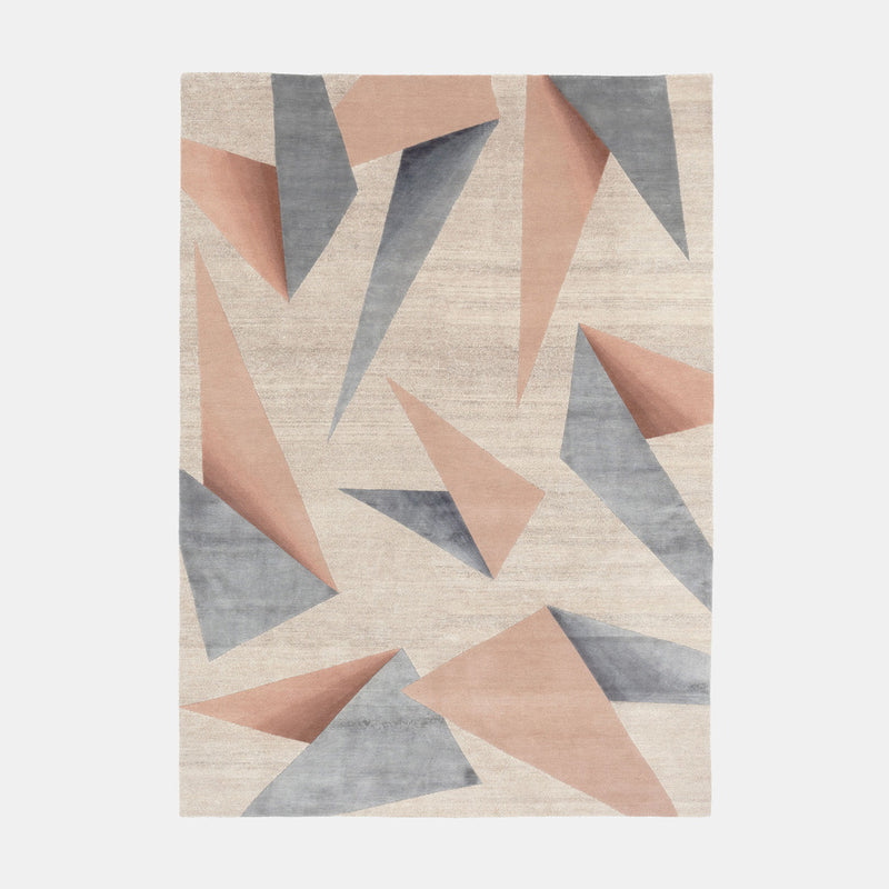 Dipped Origami Rug - Monologue London