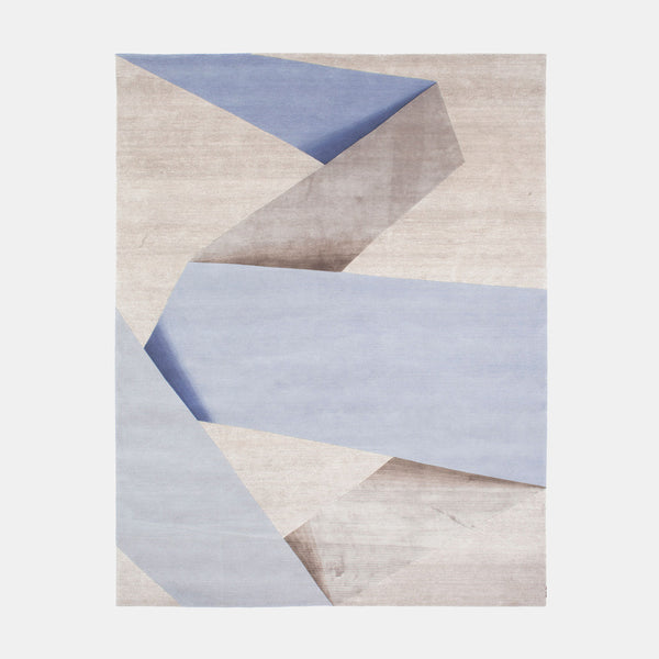 Dipped Ribbon Rug - Monologue London