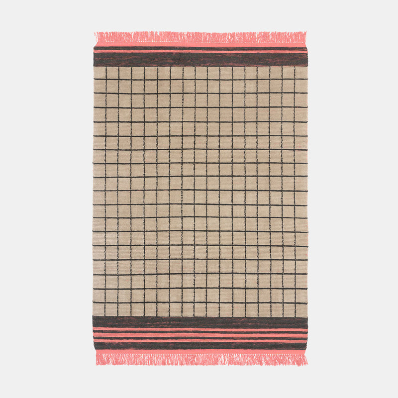Quadro Celeste D Rug - Monologue London