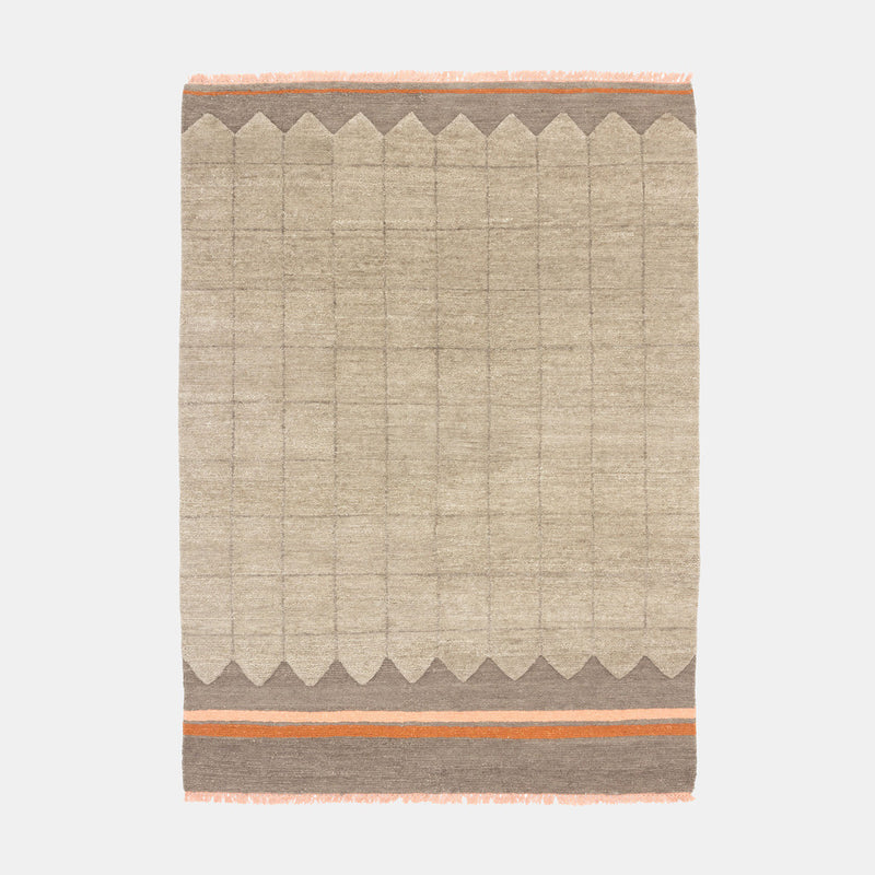 Quadro Celeste B Rug - Monologue London