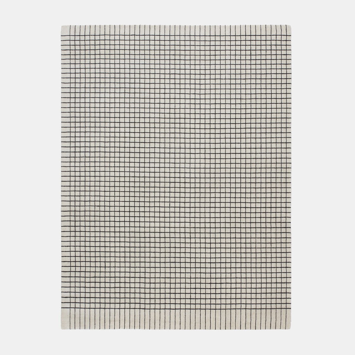 Back To School Rug - White - Monologue London