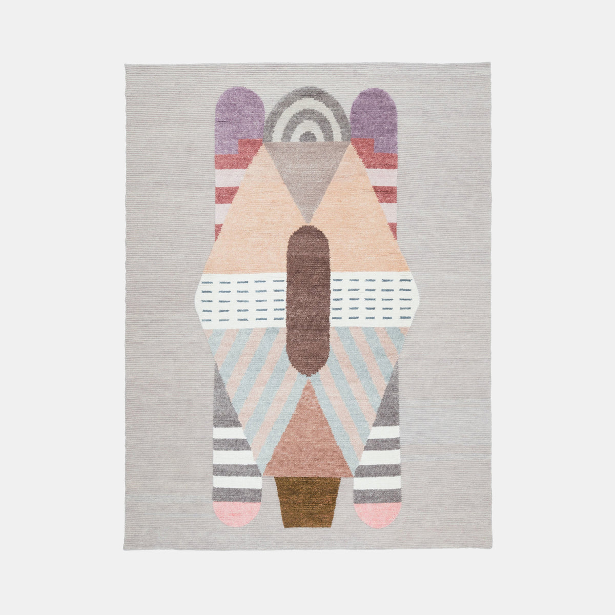 Flatlandia Rug - Eulero - Monologue London