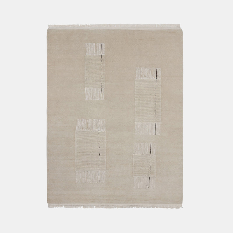 Inventory Rug - Thread - Monologue London
