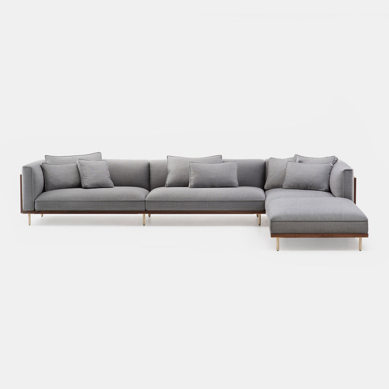 Belle Reeve Sofa - Corner Unit