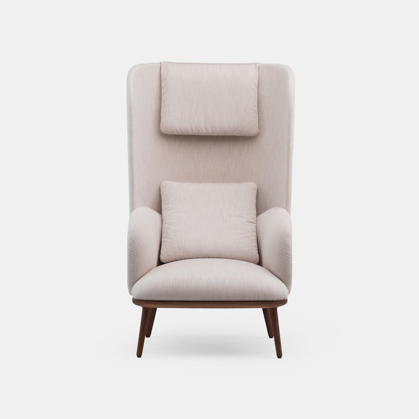 Blanche Bergere Lounge Chair - Monologue London